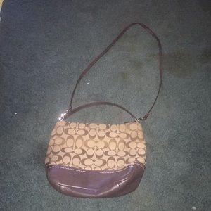 Coach purse bag